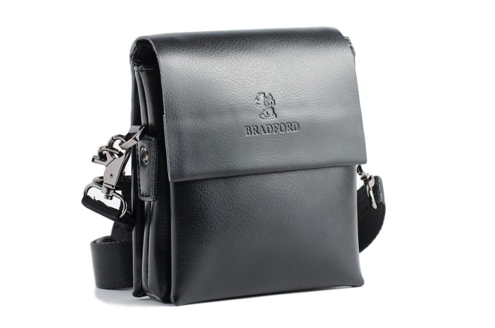 Маленька мужская сумка Bradford 888-0 Black