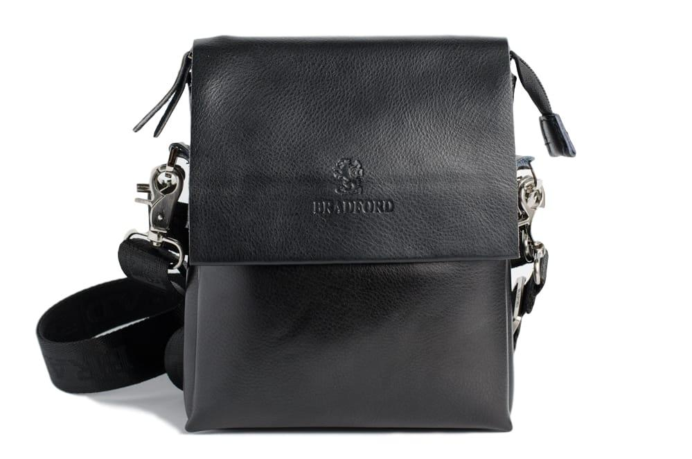 25f55c03dc30 Мужская сумка Bradford 888-1 Black, цена 590 грн., купить в Сумах — Prom.ua  (ID#142882282)