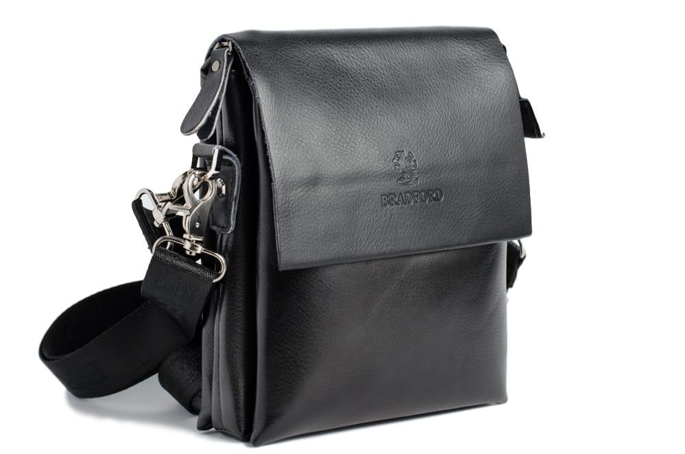 9943a88dd3f1 Мужская сумка Bradford 888-1 Black, цена 590 грн., купить в Сумах ...