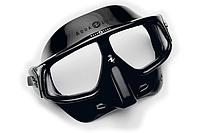 Маска для фридайвинга Aqualung Sphera Черный, Прозрачный силликон