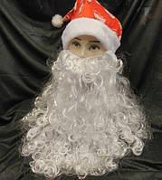 Борода Деда Мороза 45*45