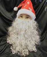 Борода Деда Мороза (Санта Клауса) 35*35