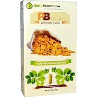 Bell Plantation, PB Thins, крекеры с арахисовым маслом, 7 унций (198 г)