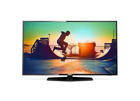 Телевизор Philips 50PUS6162/12 (PPI 700Гц, 4KUltraHD, Smart, Pixel Plus Ultra HD, Micro Dimming, DVB-С/T2/S2), фото 2
