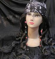 Парик пиратский Пират длинный волосы