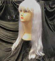 Парик длинный ровные волосы 50 см