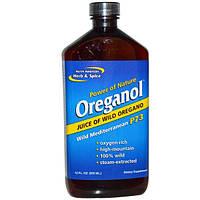 North American Herb & Spice Co., Ореганол P73, сок дикой душицы, 12 жидких унций (355 мл)