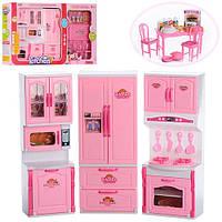 Кукольный домик - Кухня. Мебель для кукол 6881-A. Размер 60 см!