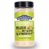Peanut Butter & Co., Мощный орех, порошковое арахисовое масло, лен и чиа, 6,5 унции, (184 г)