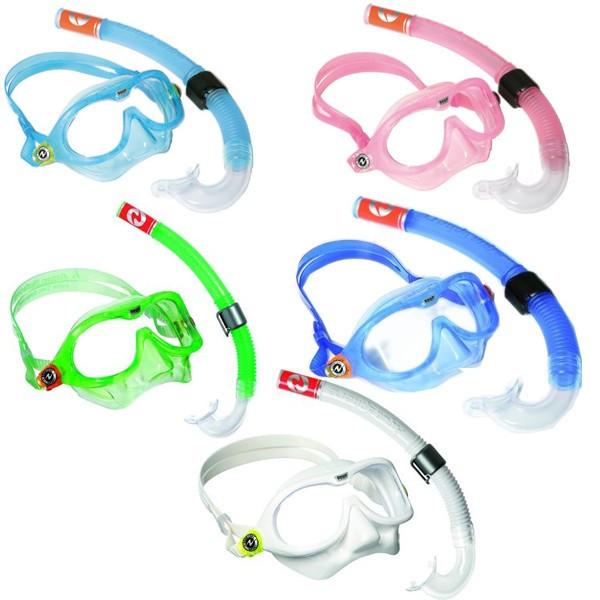 Детская Маска для плавания Rif AquaLung Разные цвета