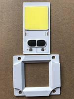 Светодиод матричный СОВ SL-30 30W 6400К АС 220V (встроенный драйвер)  PREMIUM Код.59047