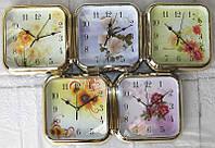 Настенные часы Цветы для дома и офиса GT-2253