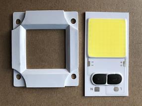 Светодиод матричный СОВ SL-20 20W 6400К АС 220V (встроенный драйвер)  PREMIUM Код.59048