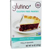 Gluten-Free Pantry, Glutino, идеальная корочка пирога, 454 г