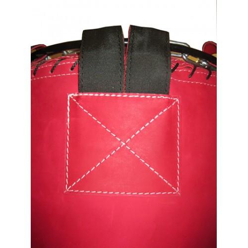 Боксерский мешок SPURT 150х40 кожа RED 2,2-3,0 мм.