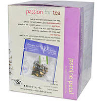 Two Leaves and a Bud, Jasmine Petal, Classic Chinese Green Tea, 15 Sachets, 1.3 oz (45 g)