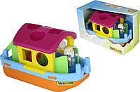Детская развивающая игрушка сортер Ковчег (в коробке)