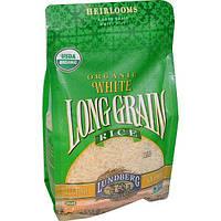Lundberg, Органический белый длиннозерный рис, 32 унций (907 г)