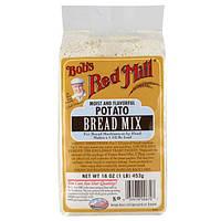 Bobs Red Mill, Смесь для выпечки картофельного хлеба, 453 г