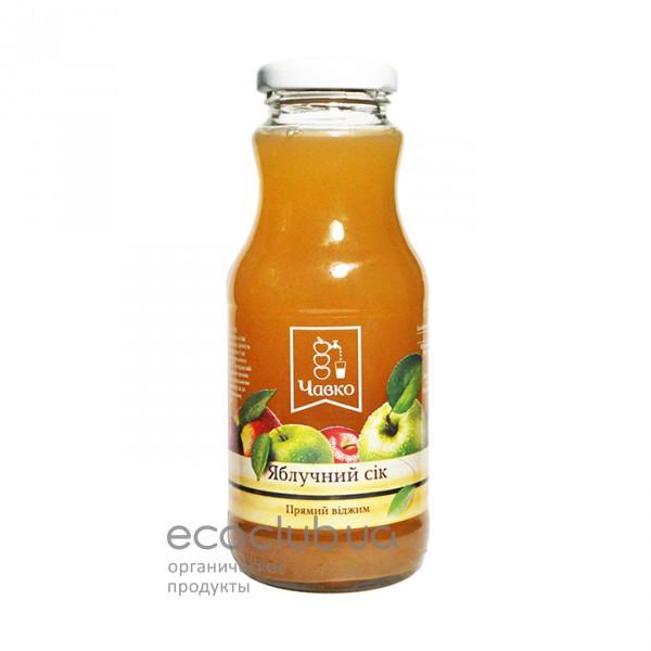 Сок яблочный Чавко 250мл