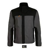 Рабочая куртка с логотипом оптом от 10