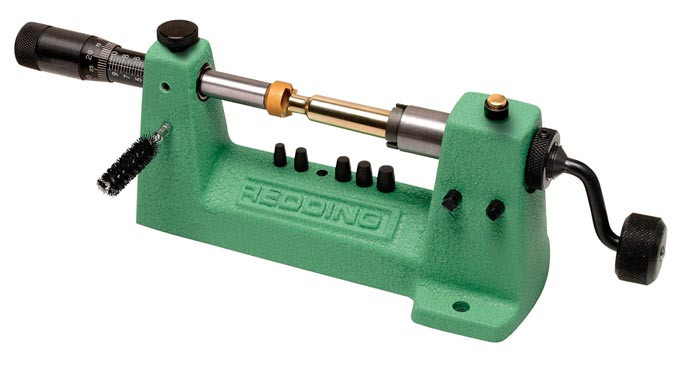 Станок для калибровки Redding 2400 Case Trimming Lathe Micrometer