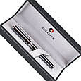Перьевая ручка Sheaffer INTENSITY Jet Black Striped CT FP M Sh923304 черный, фото 5