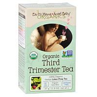 Earth Mama Angel Baby, Органические чай для беременных на третьем триместре, без кофеина, 16 пакетиков, 1,3 унции (37 г)