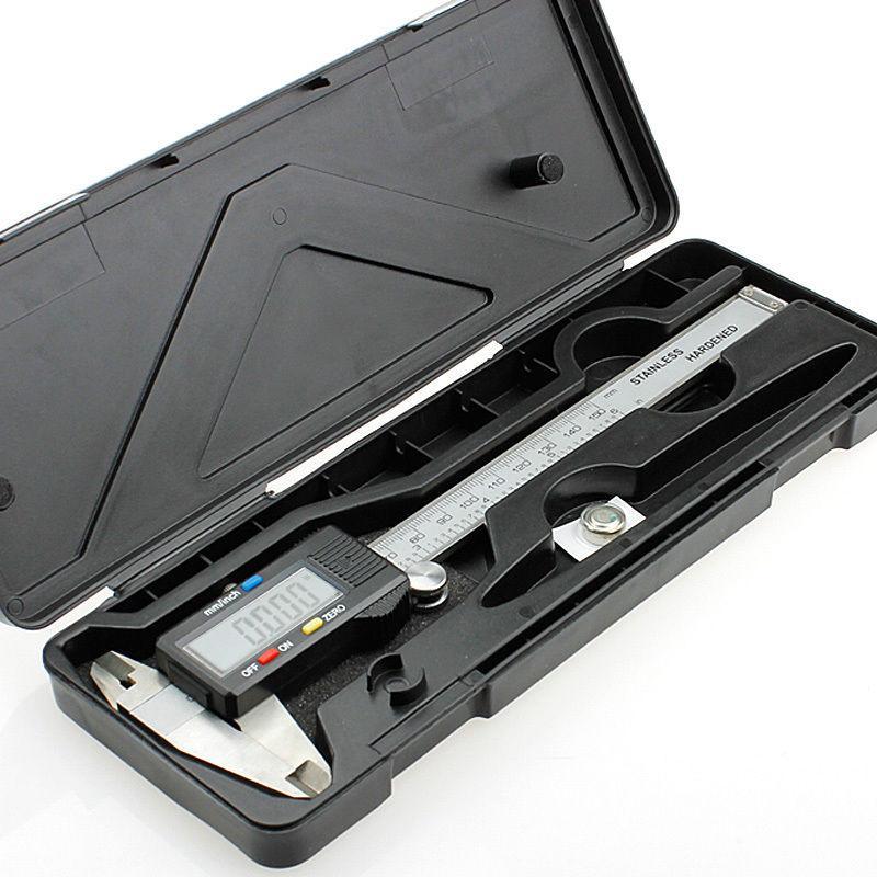 Цифровой штангельциркуль 1 Digital Caliper 150mm Calipro