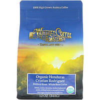 Mt. Whitney Coffee Roasters, Organic Honduras Cristian Rodriguez, Whole Bean Coffee, 12 oz (340 g)