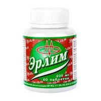 Эрлим (выводит токсины из организма )