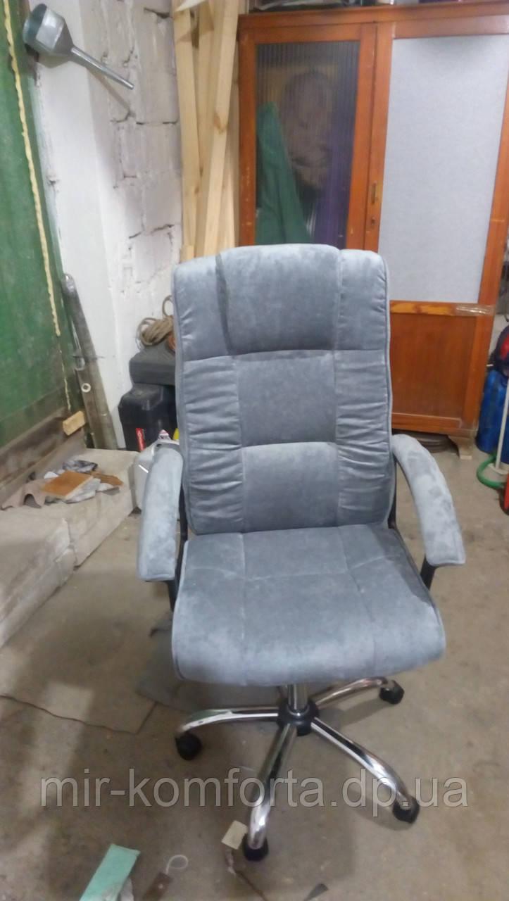 Перетяжка офисного кресла Днепр