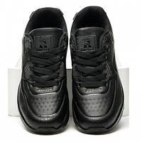 Стильные польские женские черные кроссовки 6 Rapter B774-1