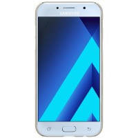 Чехол для смартфона nillkin samsung j5 2017/j530 - frosted shield Золотистый
