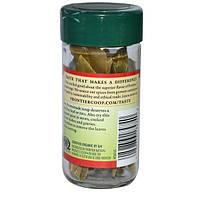 Frontier Natural Products, Органические лавровый лист, целый 0.15 унции (4 г)