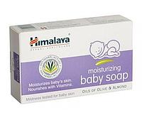 Детское увлажняющее мыло/Baby Moisturizing Soap Himalaya Herbals, 70g