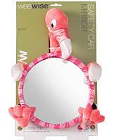 """Игрушка детское зеркальце в автомобиль """"Фламинго"""" 30111"""