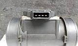 Расходомер воздуха Opel Astra F Omega B Vectra B 1.8 2.0 5WK9150 90411957, фото 4
