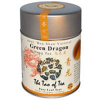 The Tao of Tea, Чай улун Зеленый дракон, 3.5 унции (100 г)