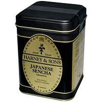 Harney & Sons, Японская сэнтя, зеленый чай, 4 унции