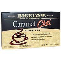 Bigelow, Caramel Chai, 20 Tea Bags, 1.73 oz (49 g)
