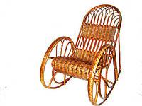 Плетеная мебель от производителя  Кресло-качалка «Восход» в Харькове.
