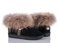 Зимняя женская обувь. Женские угги 5882 (6пар,36-40