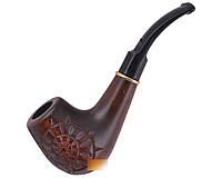 Курительная трубка Улитка №11059A14,высший сорт