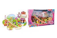 Игровой набор Домик для пони с горкой My Little Pony
