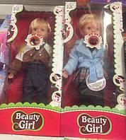Кукла Beauty Girl (кукла на шарнирах)  поёт песню (музыкальная)