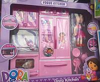 """Игровой набор кухня """"Дора"""" Dora муз.свет. Vogue Kitchen"""