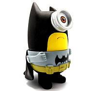 Портативная Bluetooth колонка Миньон Бэтмен, фото 1