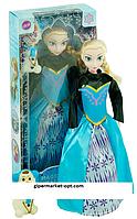 Кукла Эльза Холодное сердце Frozen magic World snow