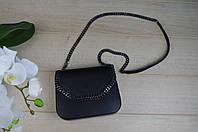 Черная сумка VirginiaConti